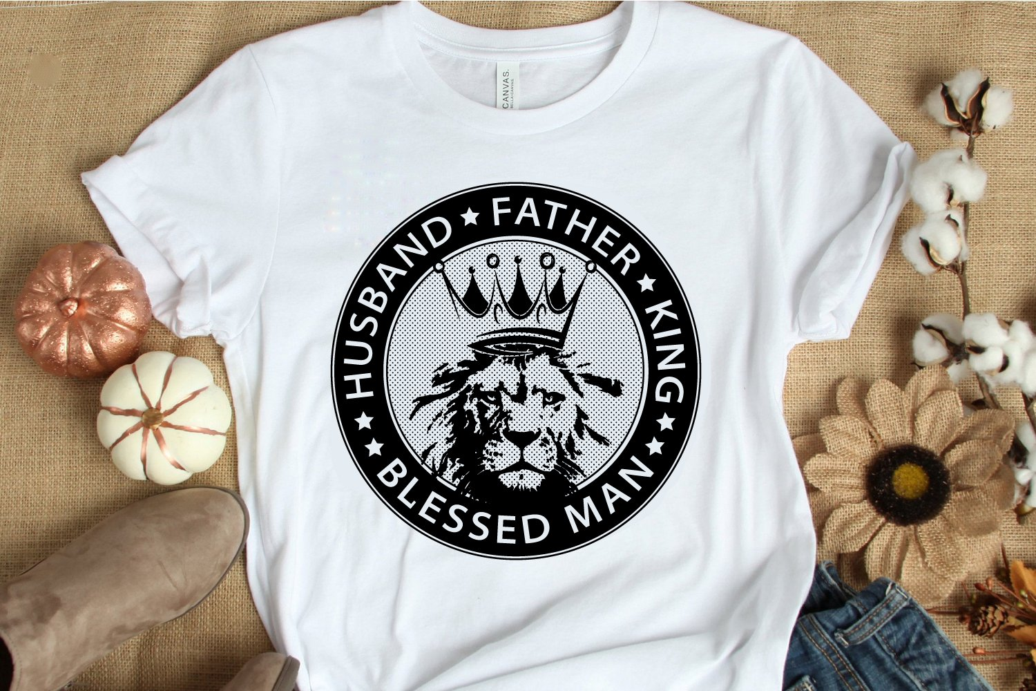 DAD SVG PNG DXF EPS Files Father's Day SVG example image 4