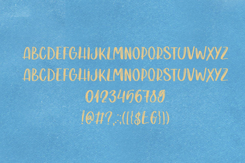 Lemon Love Font Duo example image 5