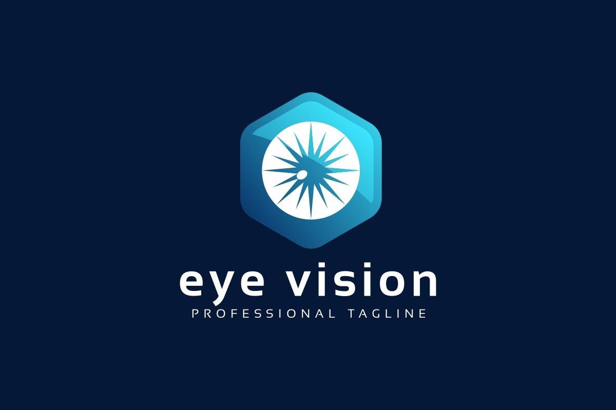 Eye Vision Logo example image 4