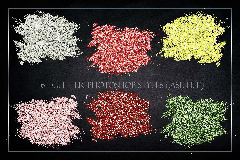 Strawberry Season - Layered Photoshop Styles example image 4