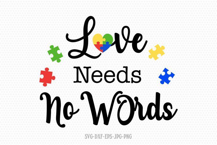 Download Download Love Needs No Words Svg Design - All Free SVG Cut ...