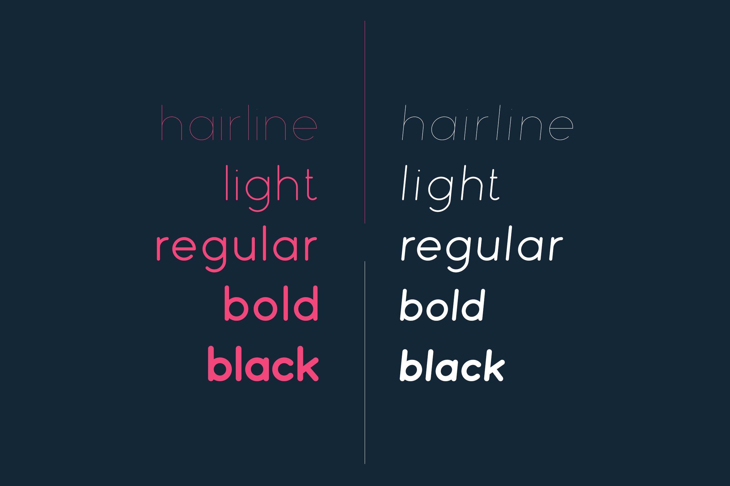 Bubbble Gum - sans serif typeface example image 4
