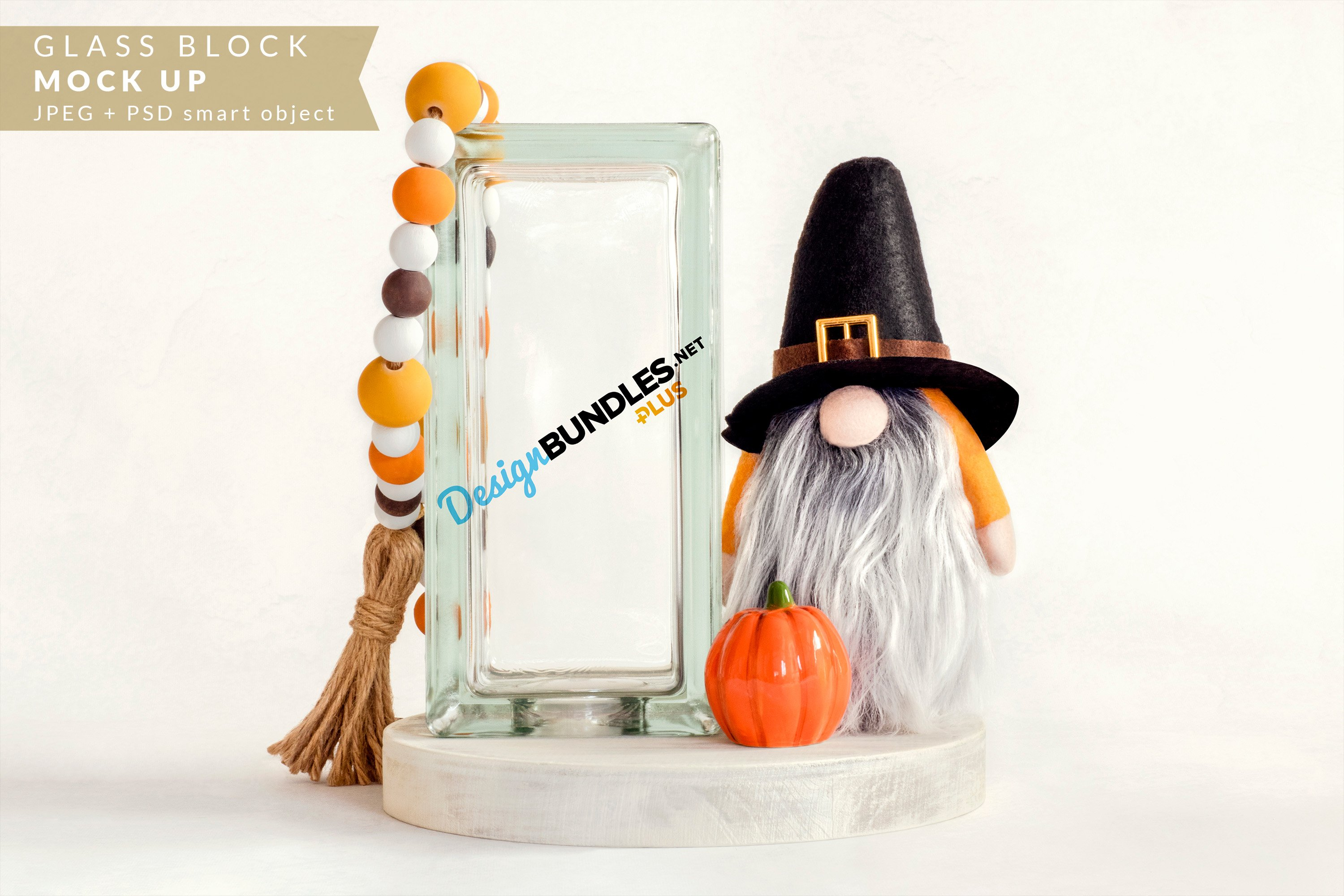 Glass Block Mock up example image 1
