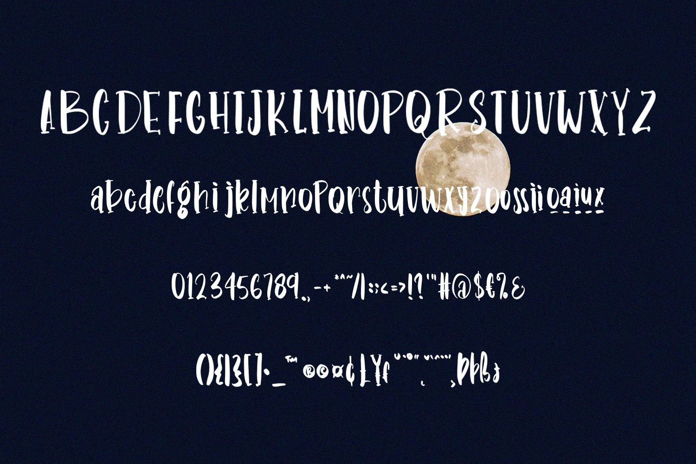 Hongiing - Fancy Handwritten Serif Font example image 7