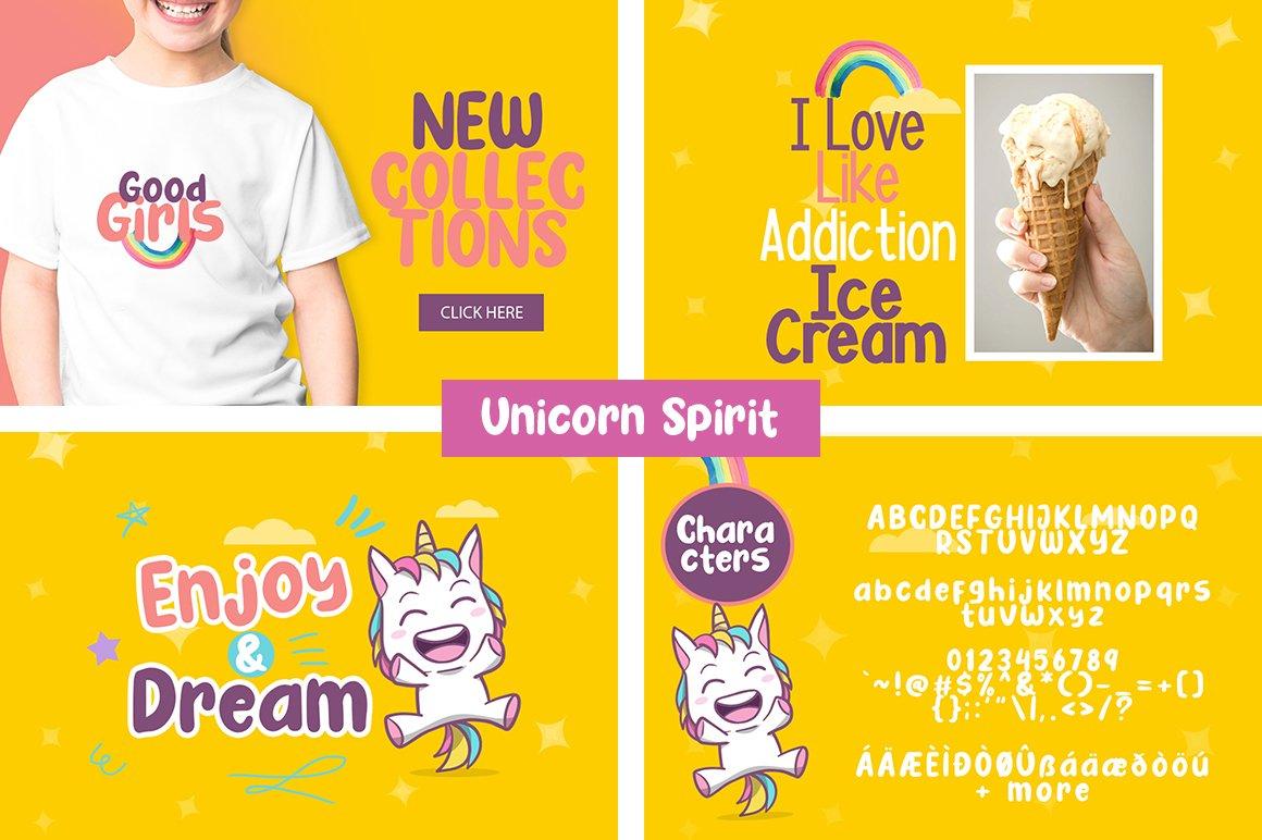 The Unicorn Dream Bundle example image 13