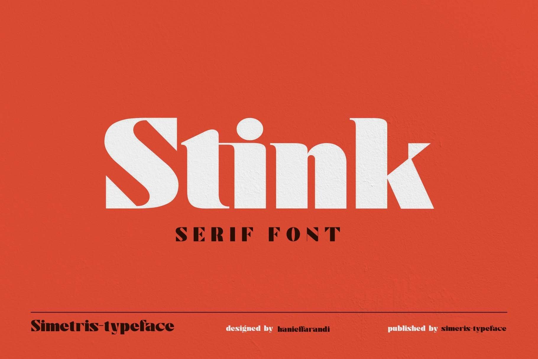 Stink example image 1