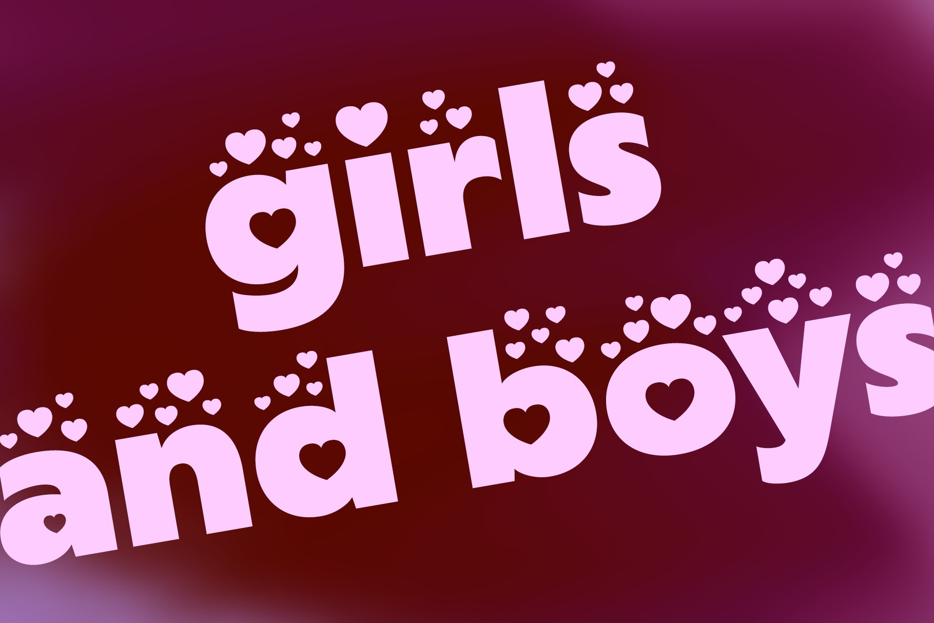 Lovebeat - Valentines Day Love Font example image 3