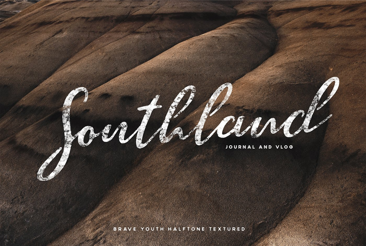 Brave Youth Script Typeface example image 8