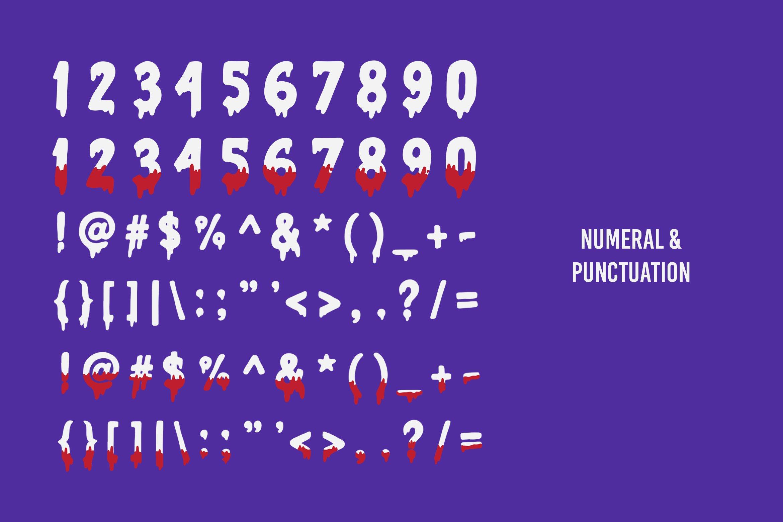 Haluween Fonts example image 11