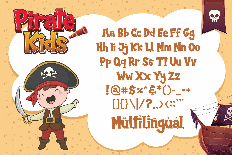 Pirate Kids example image 6