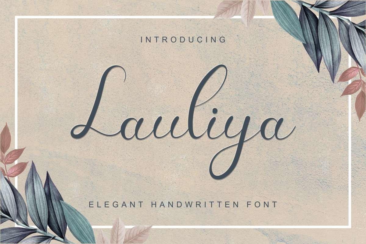 Lauliya example image 1