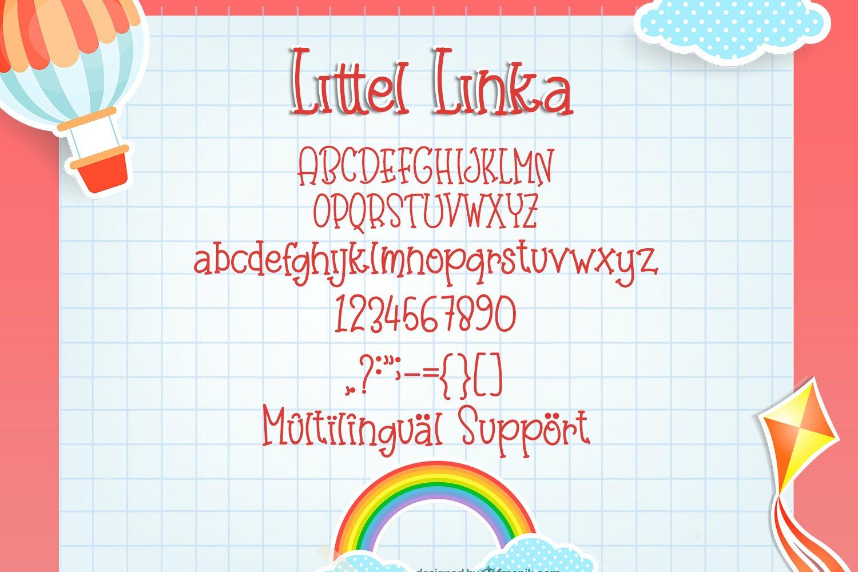 Littel Linka example image 7