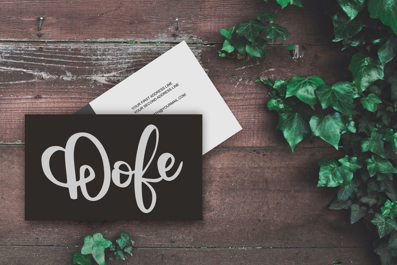 Gotre | Script Font example image 2