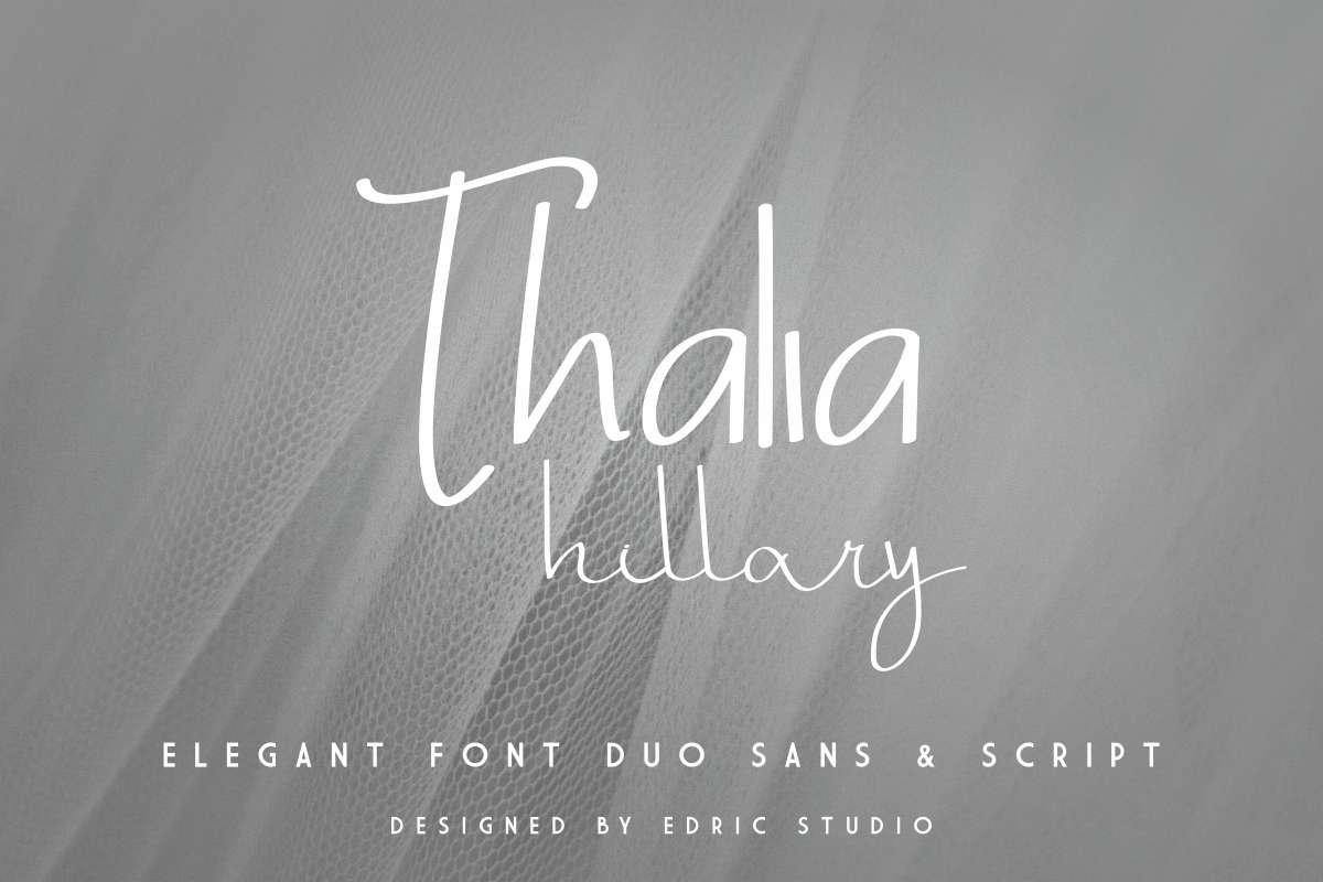 Thalia Hillary example image 2