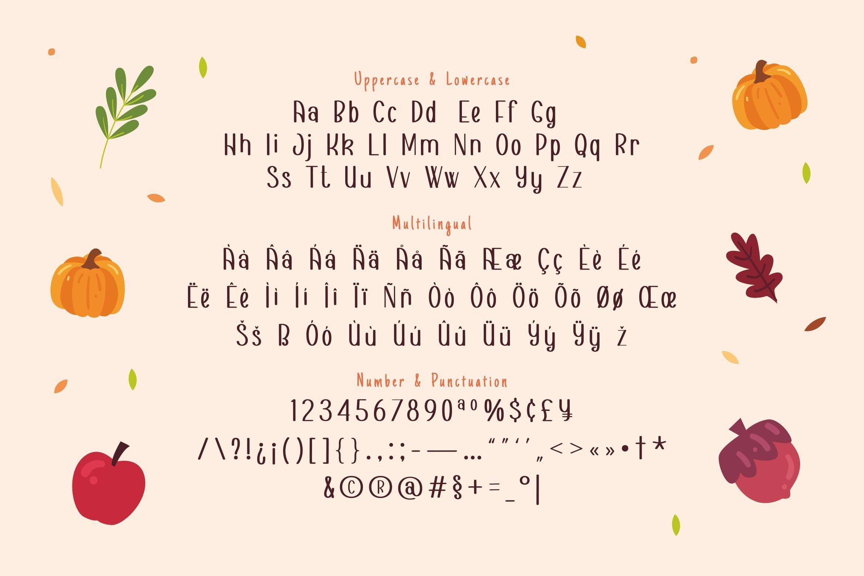 Ramkind Display Font example image 4
