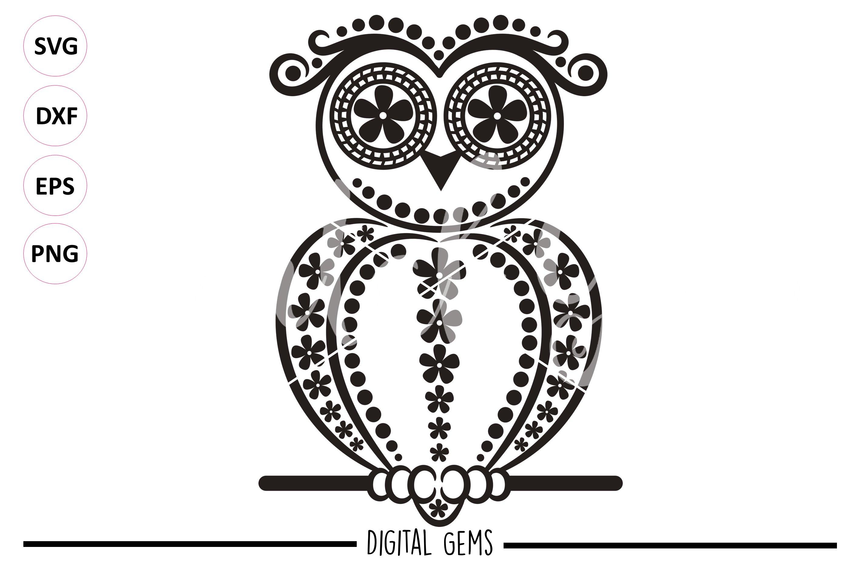 Owl Svg Eps Dxf Png Files 124051 Svgs Design Bundles