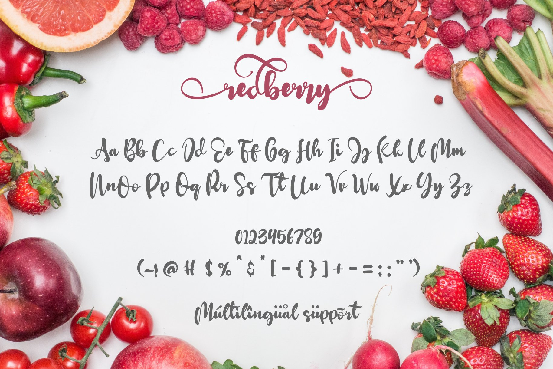 Redberry example image 6