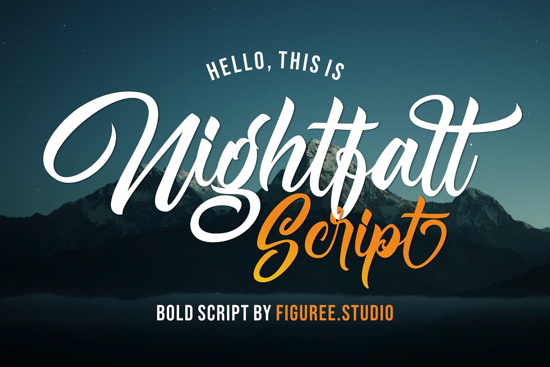 Luxury Script Bundle example image 3