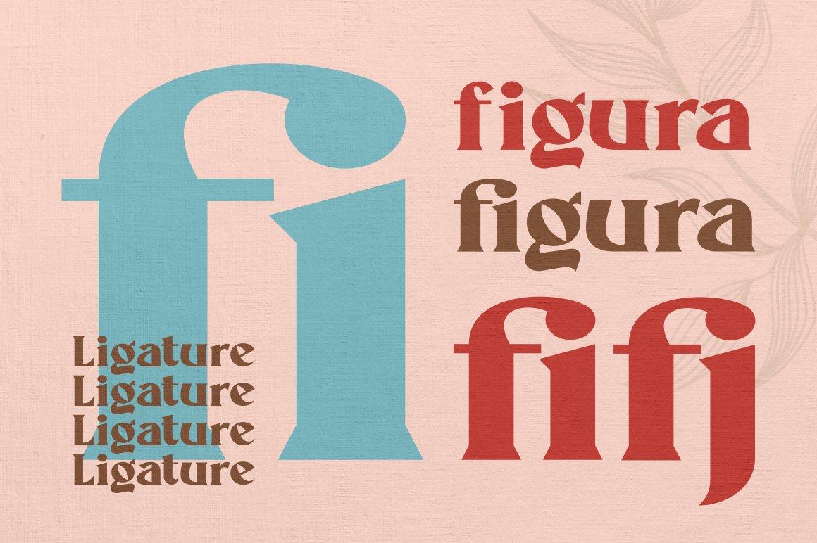Aveline Elegant Font example image 6