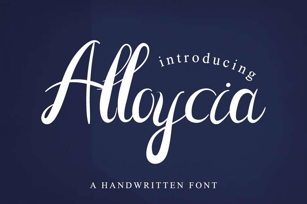 Alloycia example image 13