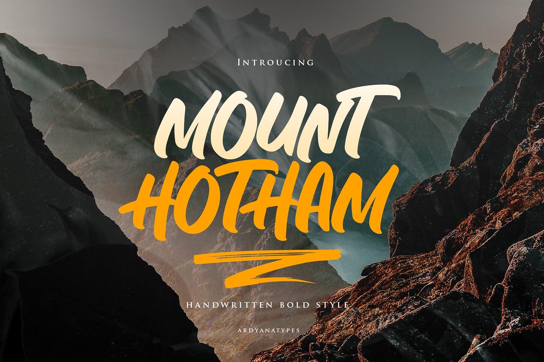 Hotham example image 1