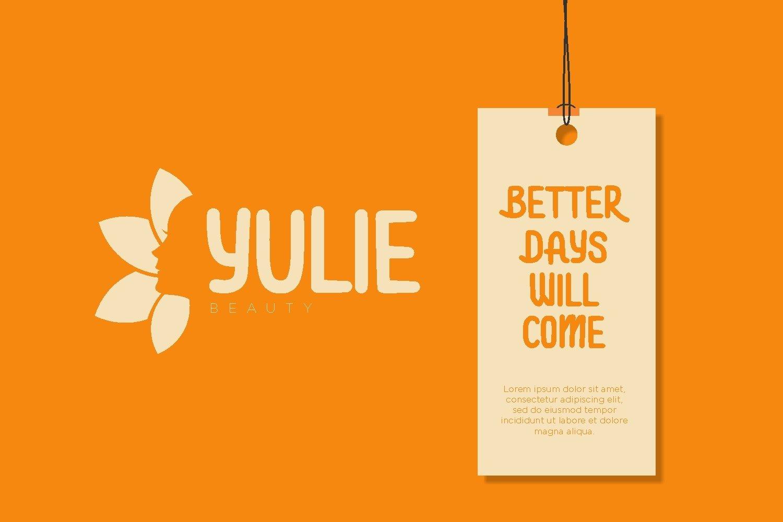 Sallie Love Display Font example image 2