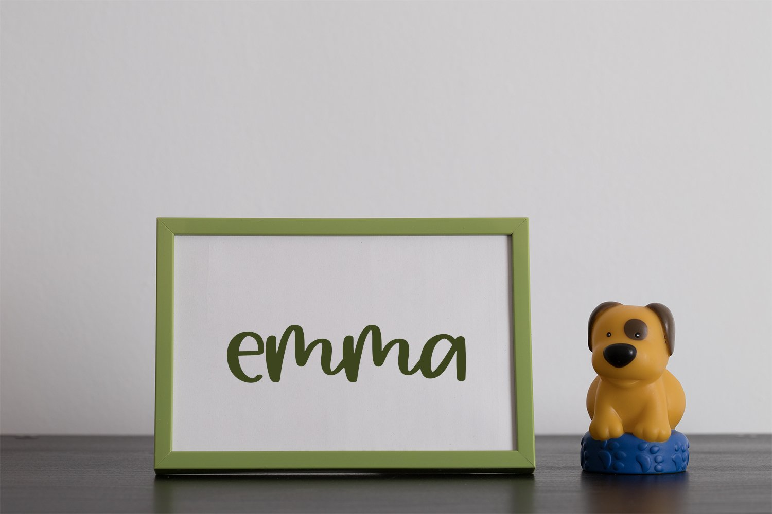 Little Smile - A Cute Hand-Written Font example image 3