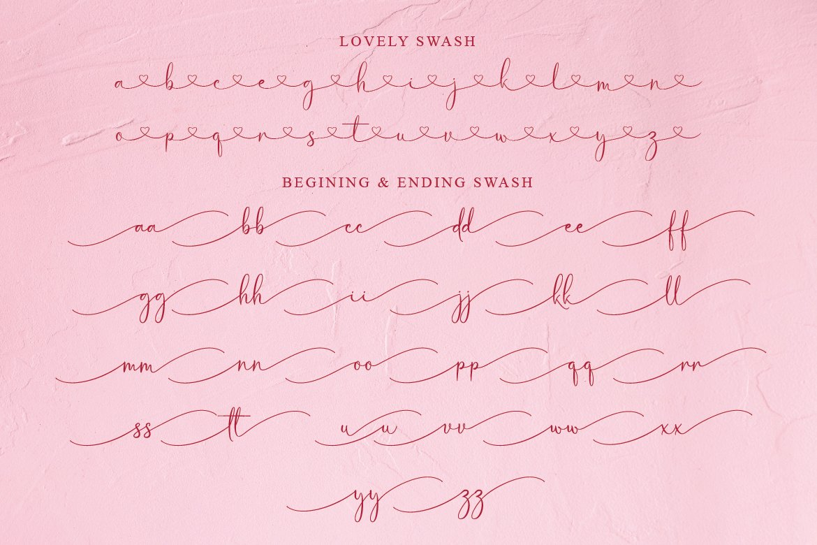 Helen Paris - Lovely Font example image 6