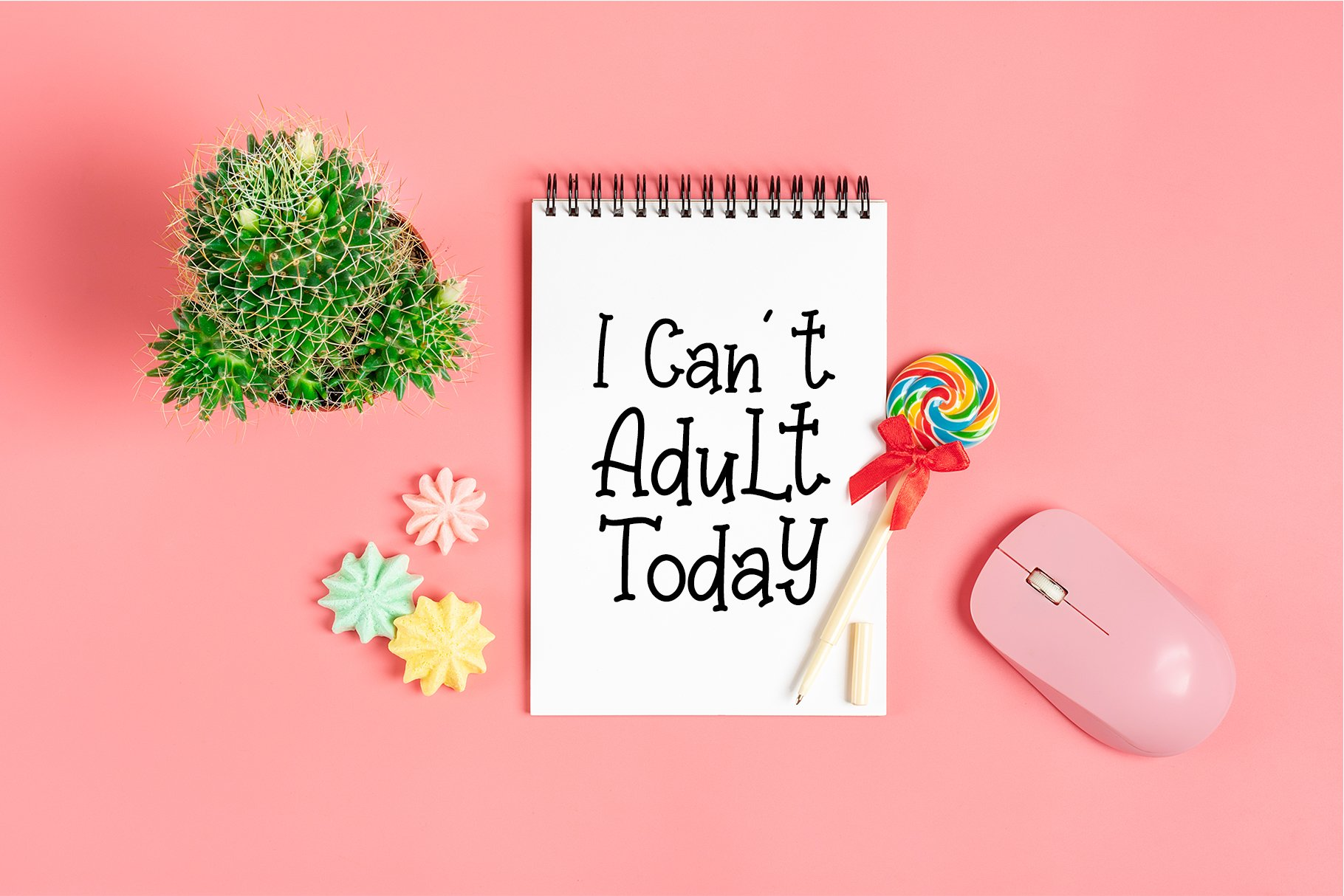 Sweet Lollipop - Fun Handwritten Font example image 6