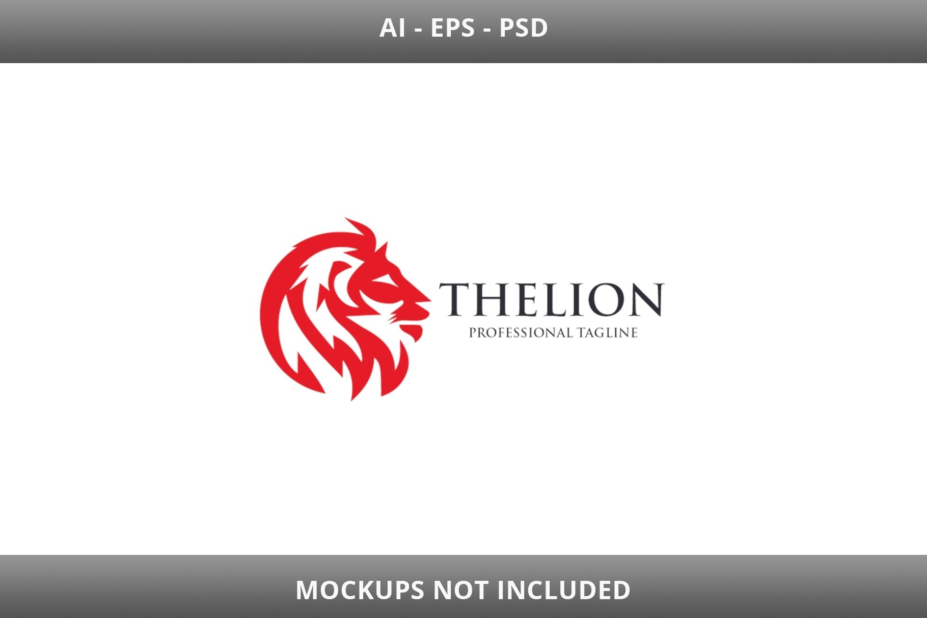 The Lion Logo example image 4