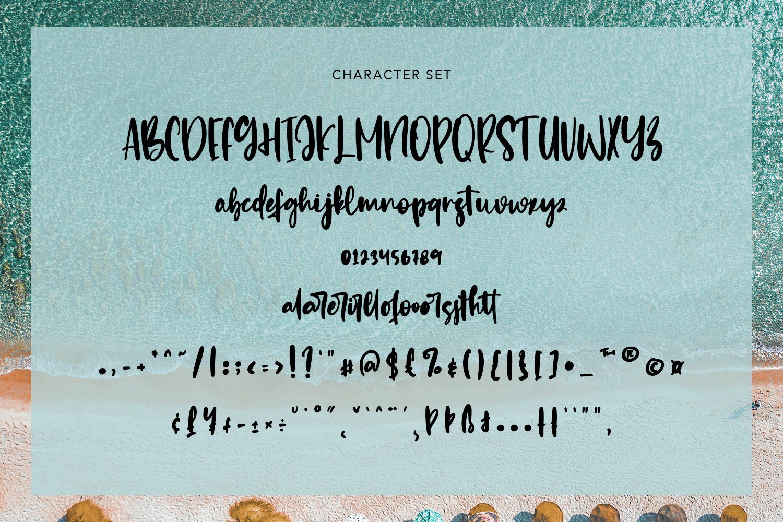 Fatherland - Cute Handwritten Font example image 6