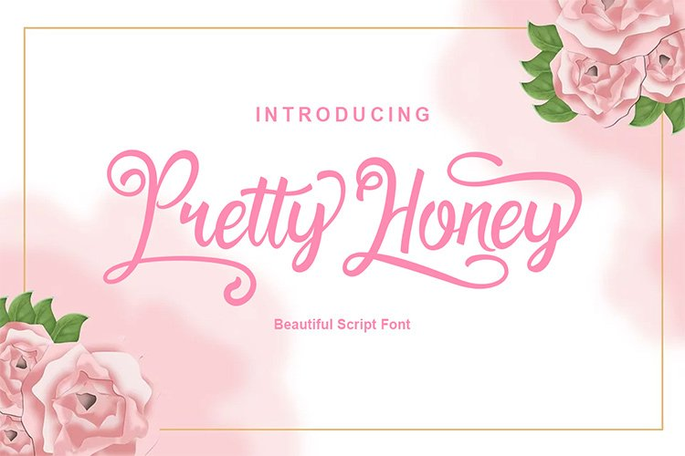 Pretty Honey example image 1