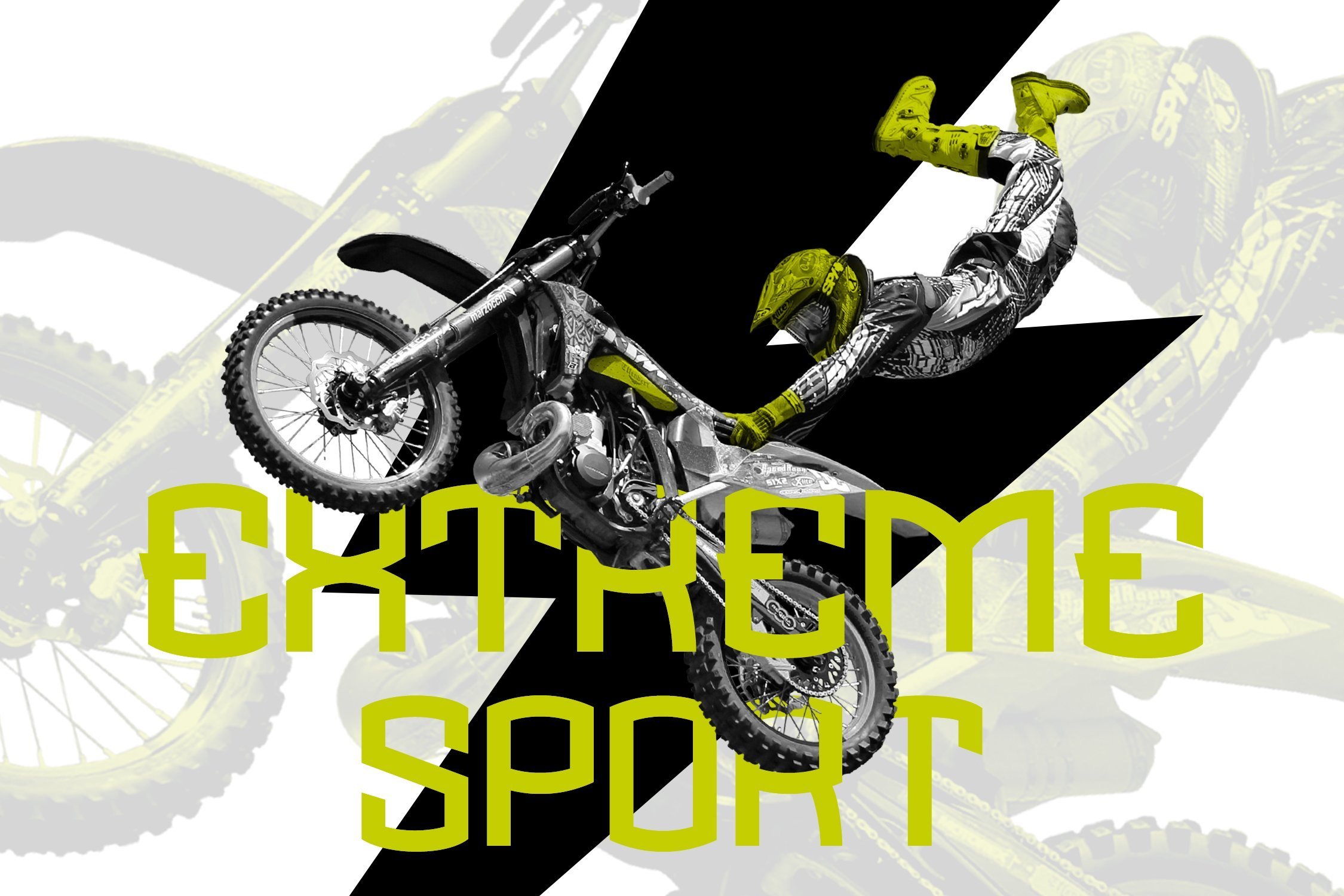 Fortune - Sport Font example image 6