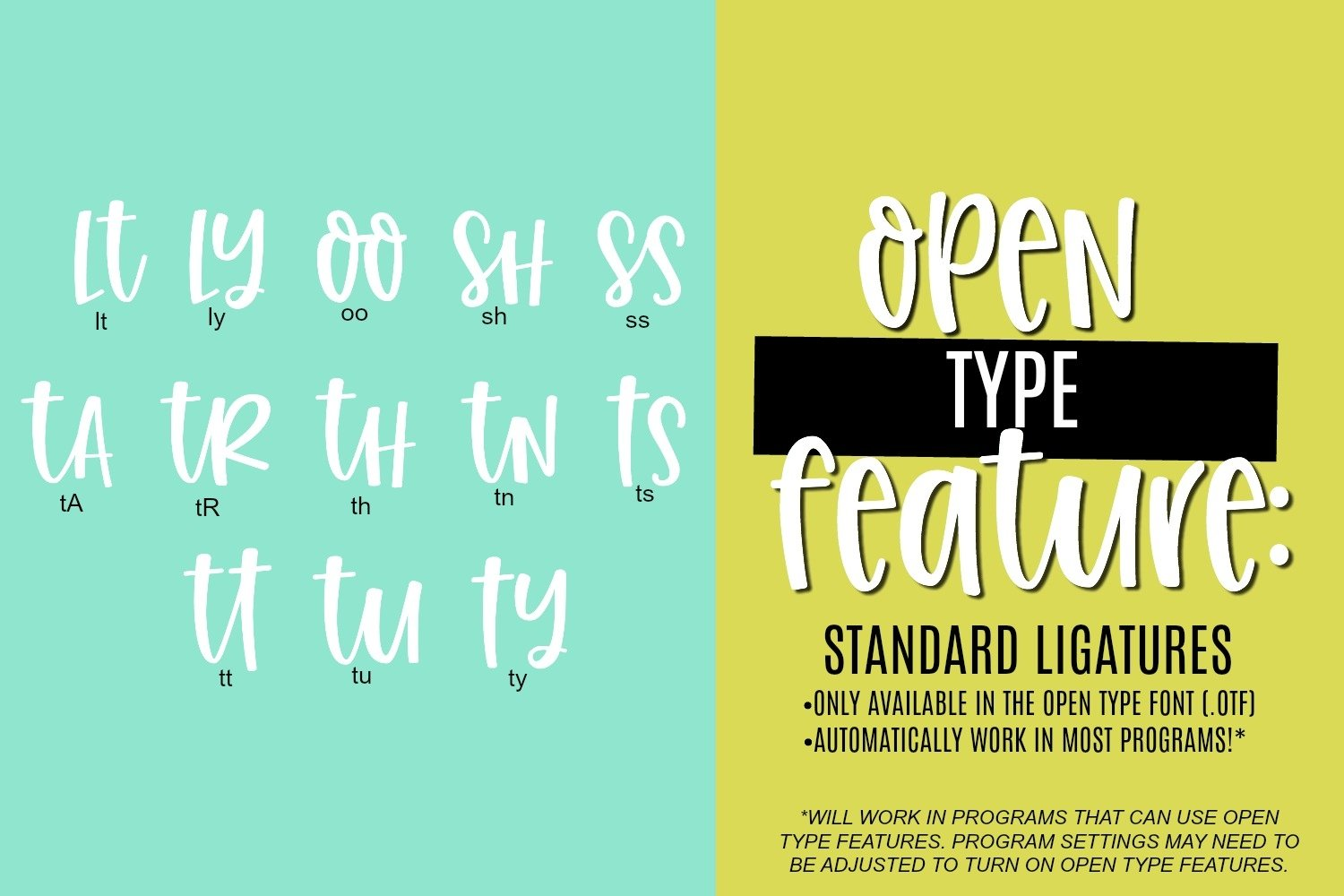 Crafter Handwritten Font Bundle- 7 Smooth Cuttable Fonts example image 4