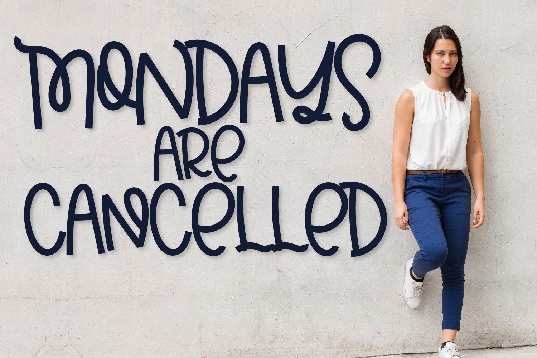 Many Mondays example image 4