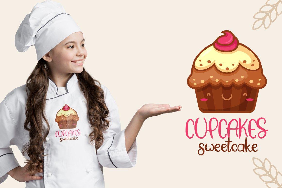 Baking Pastry - Handwritten Font example image 5