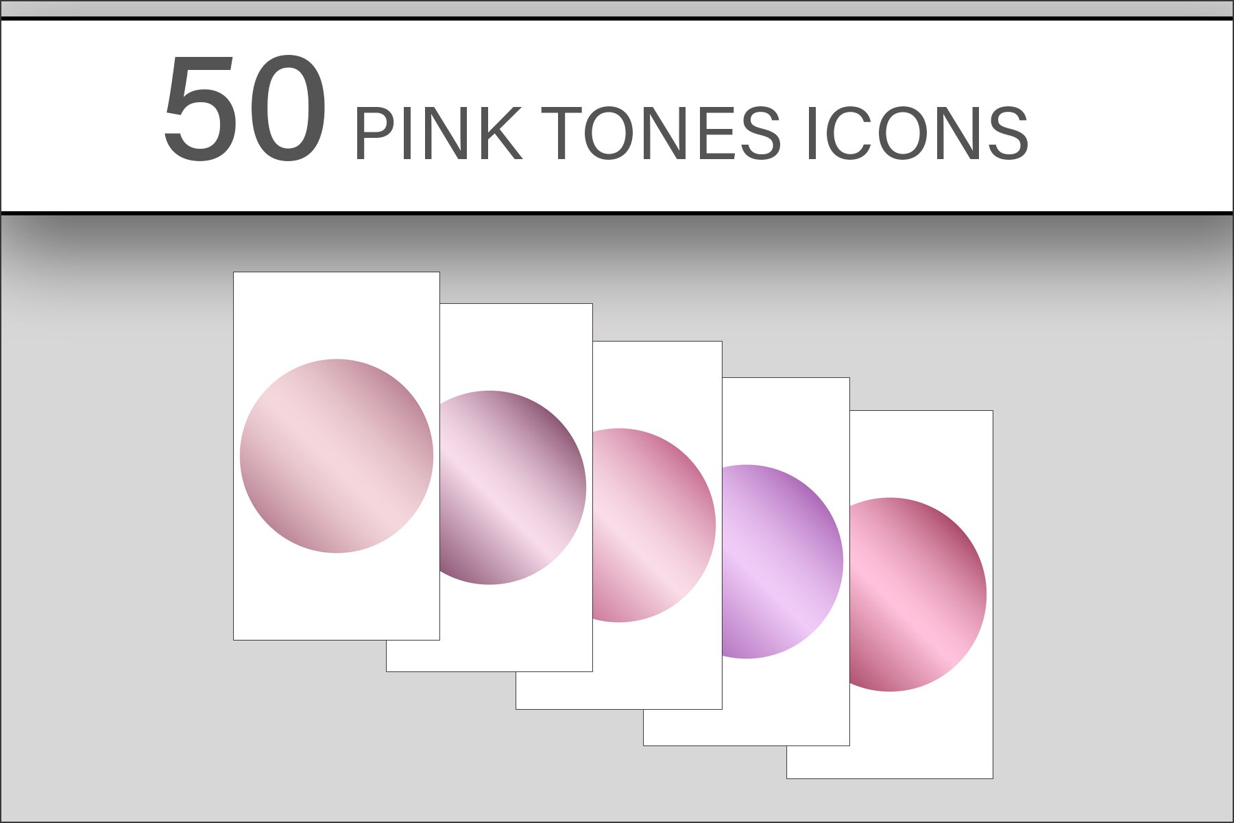 Pink Tones Instagram Highlights Icons example image 2