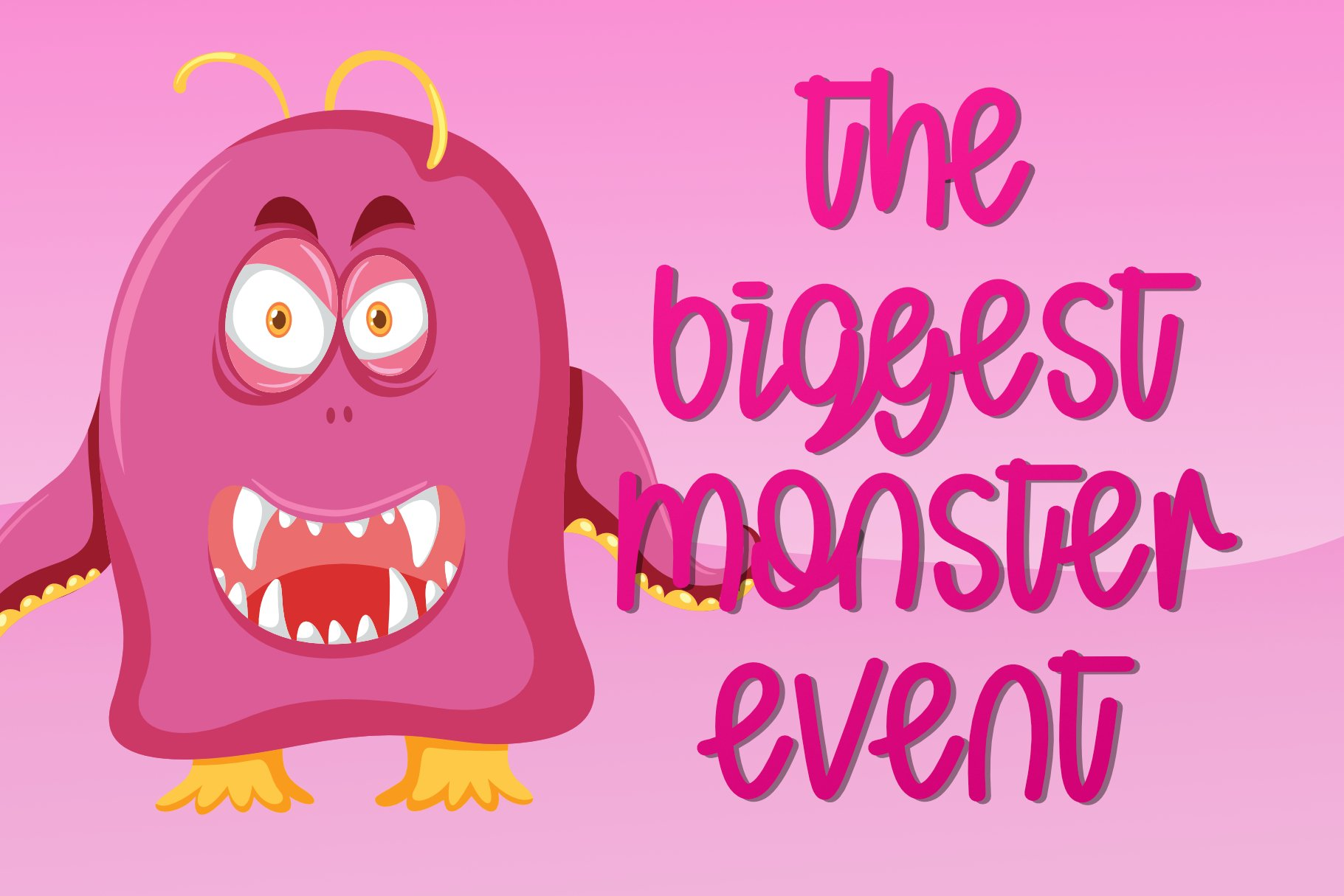King of Monster example image 2
