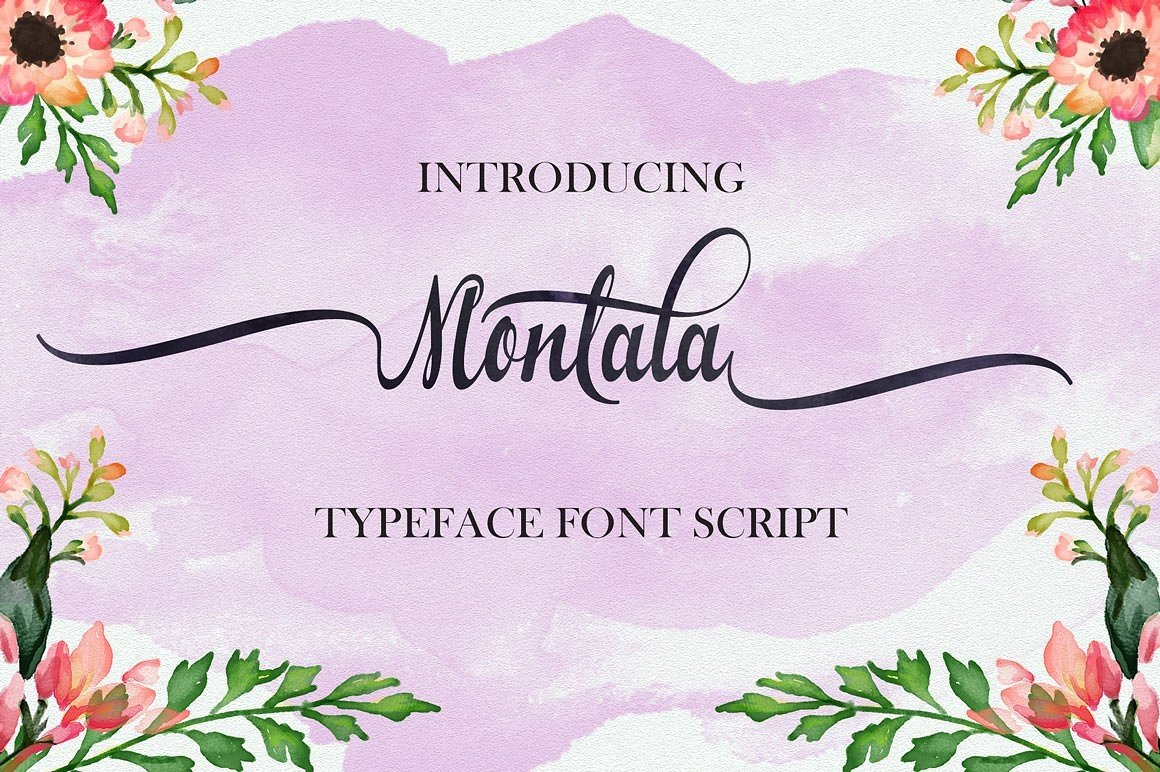 Font Bundle includes 54 fonts in 40 Typefaces example image 21