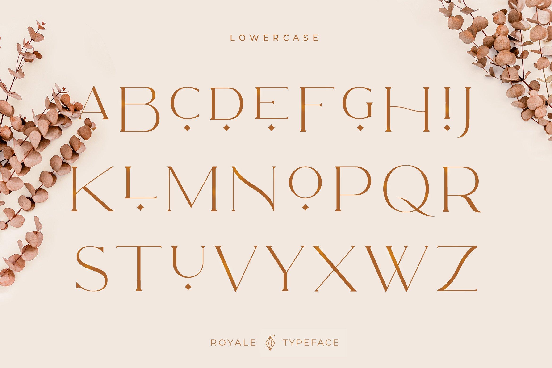 Royale Luxurious Typeface example image 15