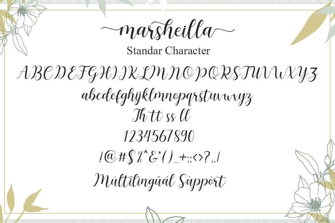 Marsheilla example image 8