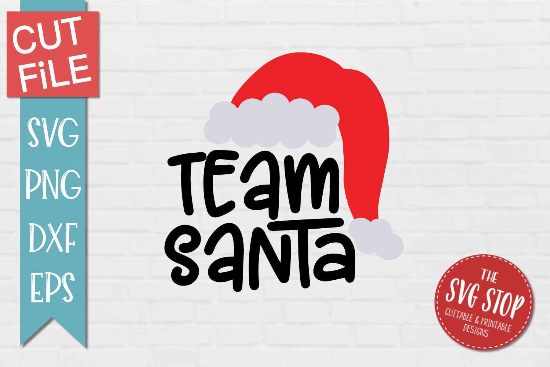 Team Santa Svg Png Dxf Ep 340986 Svgs Design Bundles