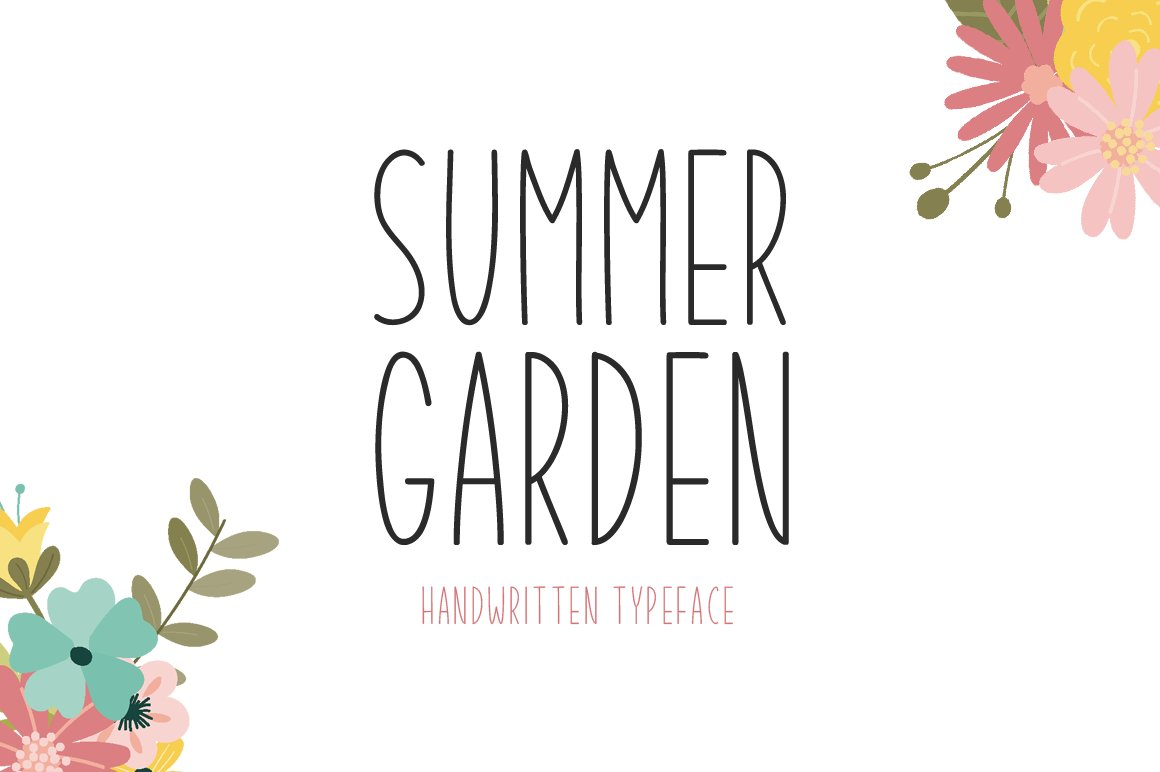 Summer Garden example image 1