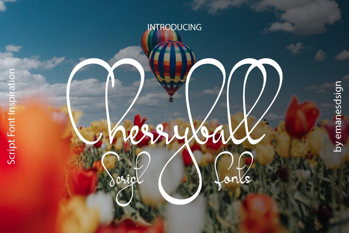 Cherryball example image 1