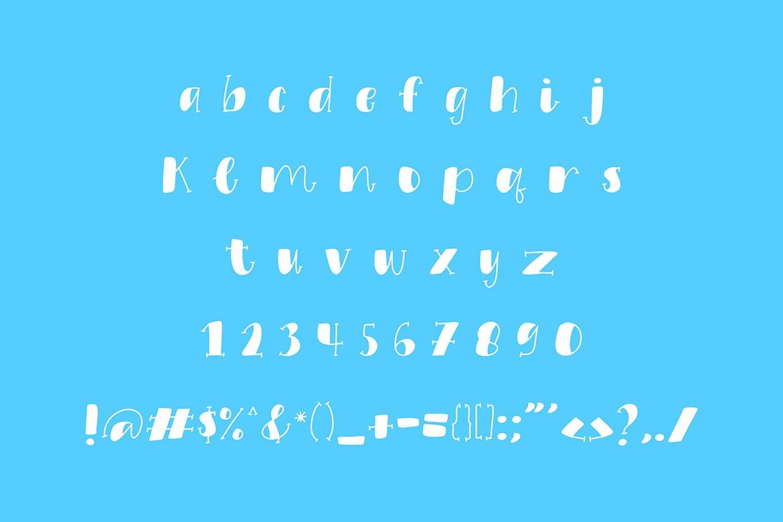 Pagi Ceria Extraordinary Font example image 6