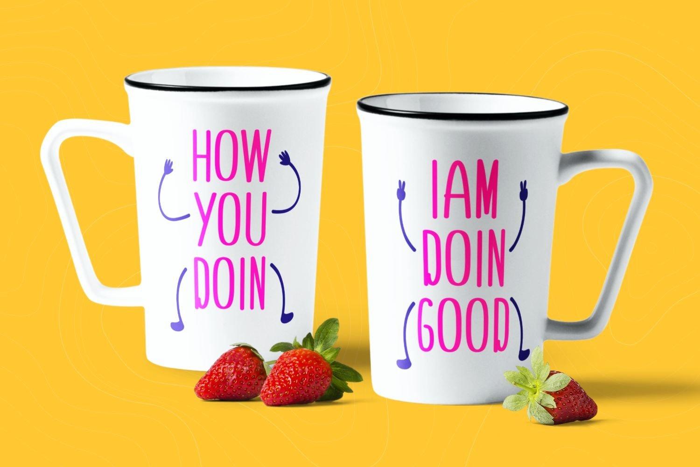 Aura Lopes - Playful Display Font example image 2