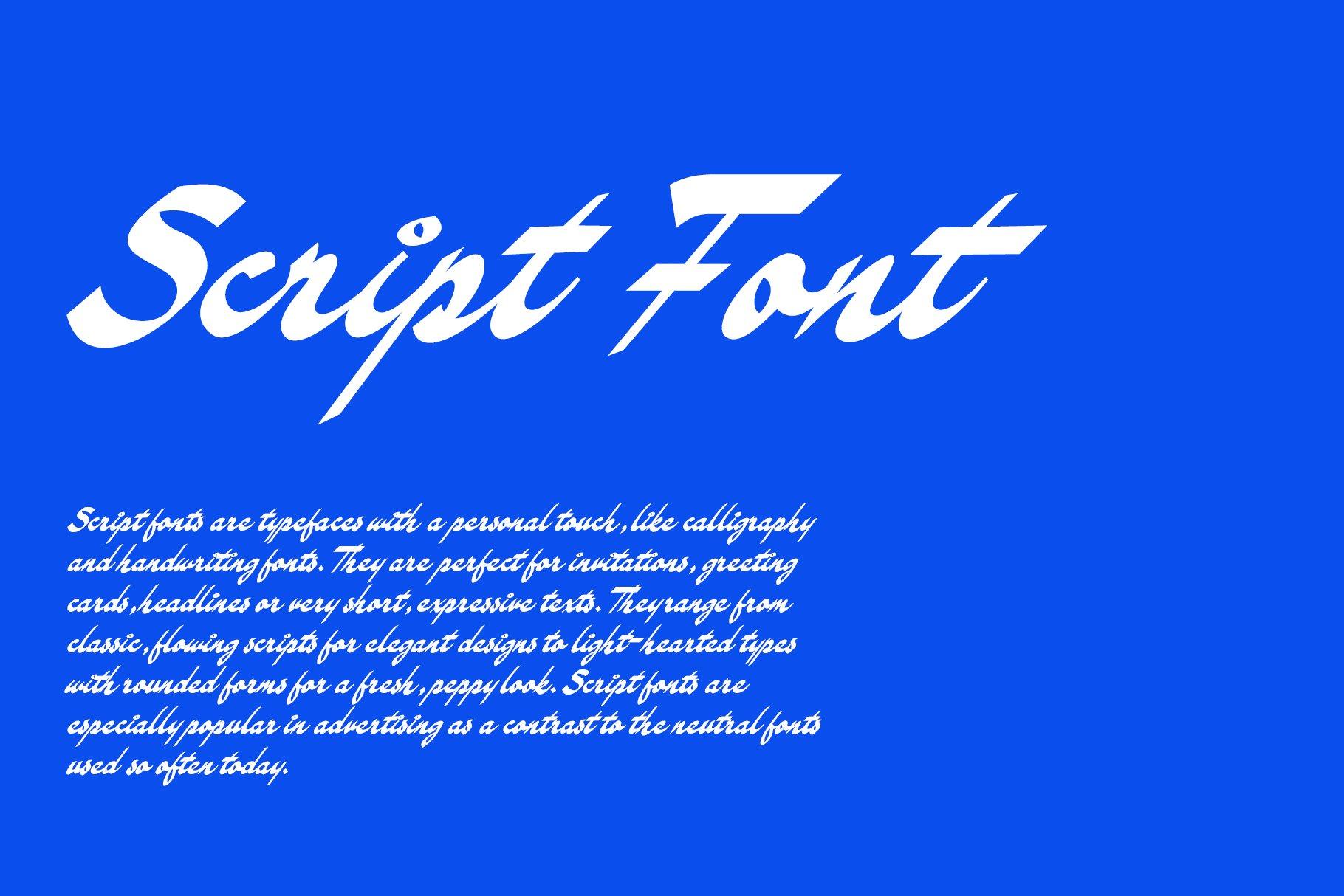 Logrono Typeface example image 2