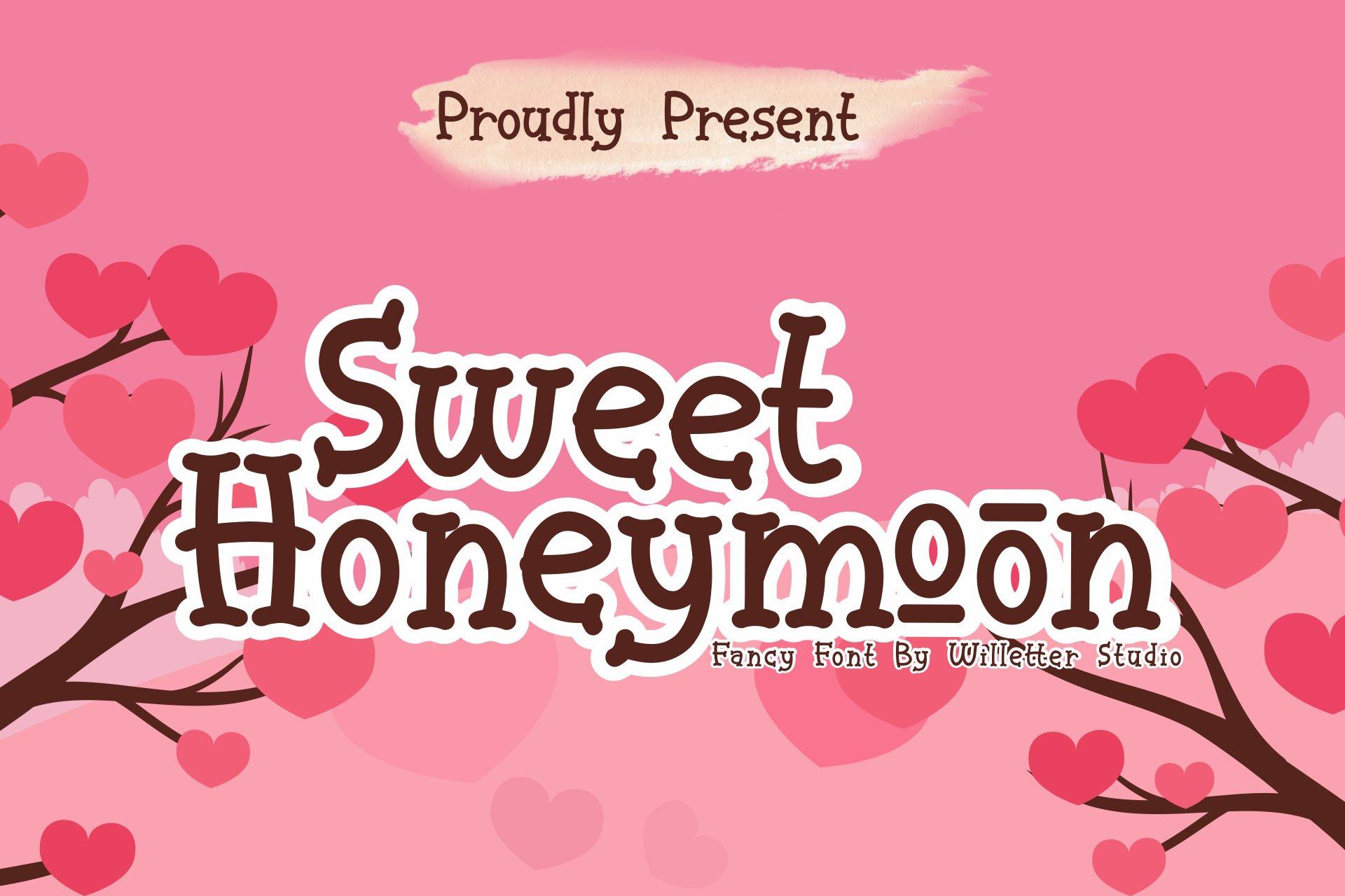 Sweet Honeymoon example image 1