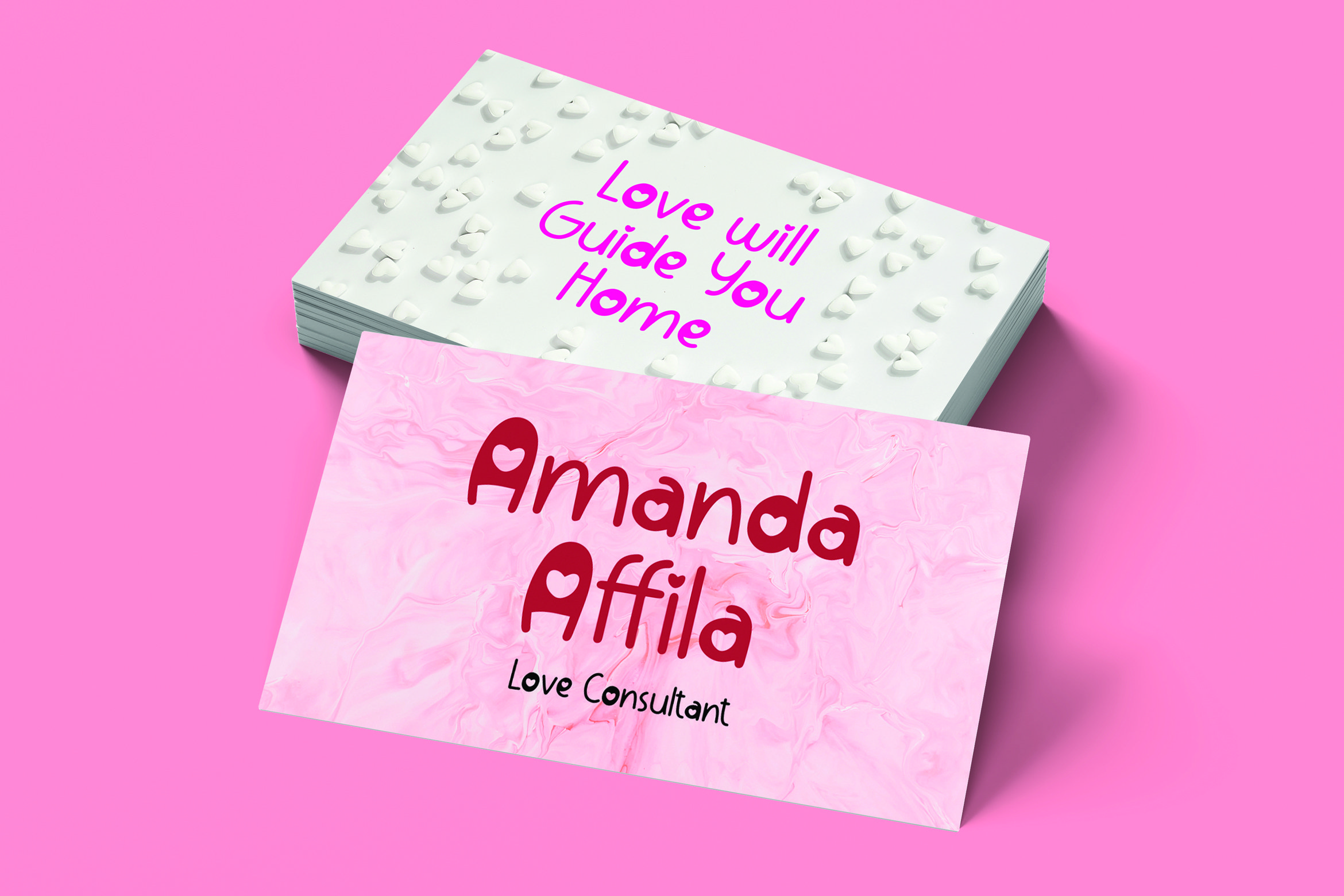 Lovable - Sweet Valentine Font example image 3