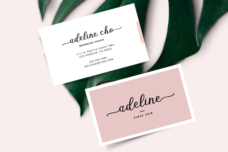 Illuminate - An Elegant and Modern Script Font example image 7